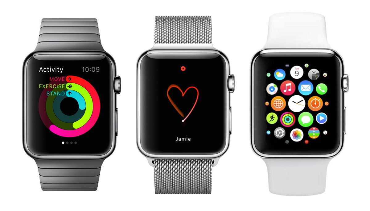 The Apple Watch Officially Unveiled