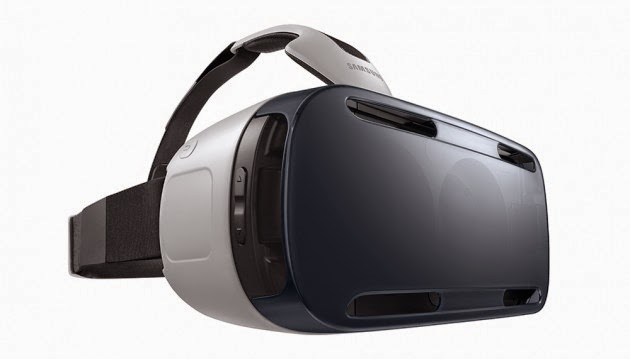 The Gear VR Enter Samsung In The Virtual World