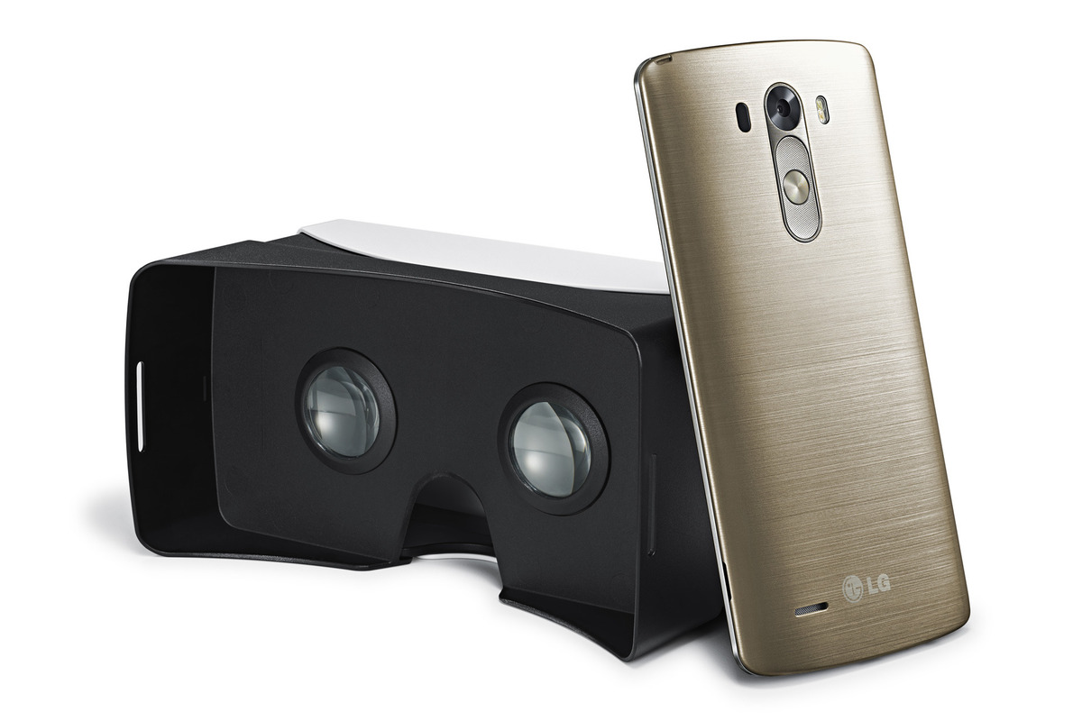 LG Has Now Its Own VR Headset