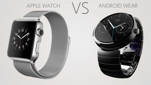 Android-Wear-Vs
