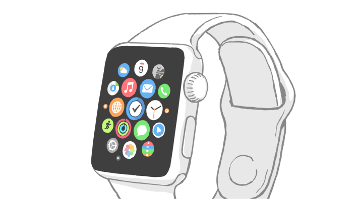 The First Apple Watch Apps Are Released