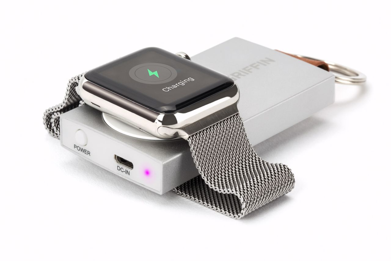 CES 2016: A keychain-sized battery for your Apple Watch is here!