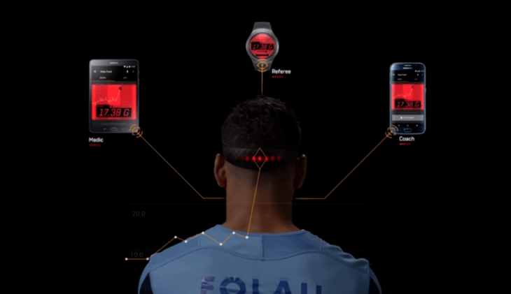 Samsung Australia unveils a BrainBand Wearable to help with Concussions