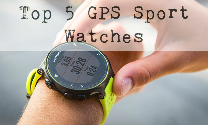 Best Sport GPS Watch 2016 – Top 5 List