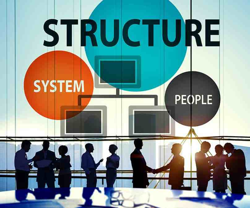 IT PEOPLE – Getting the Structure Right