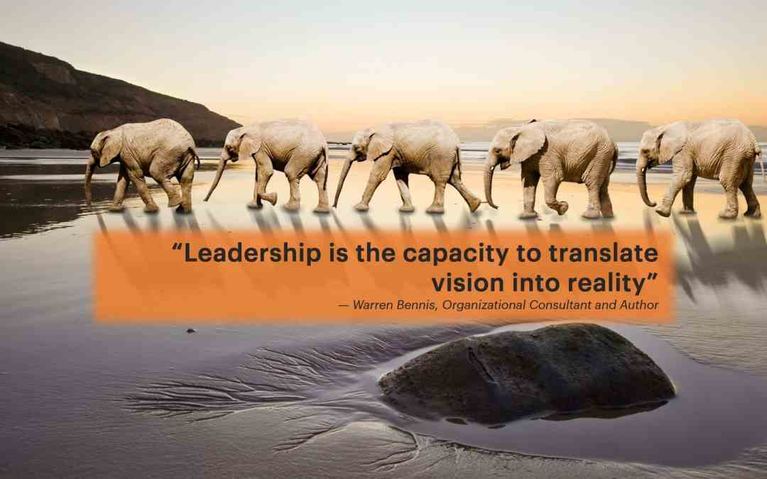 Designing Your Leadership Vision