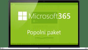 Office 365 Napredni paket