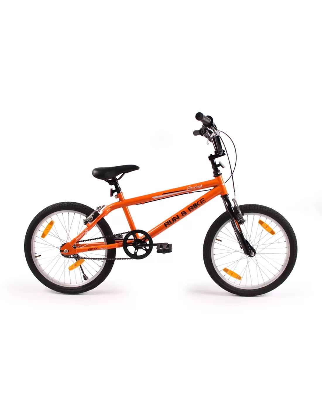 Bmx Acrobat V Brake Oranje