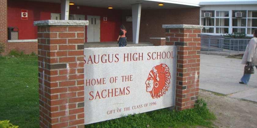 Saugus High School.