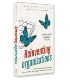 reinventing organizatoins