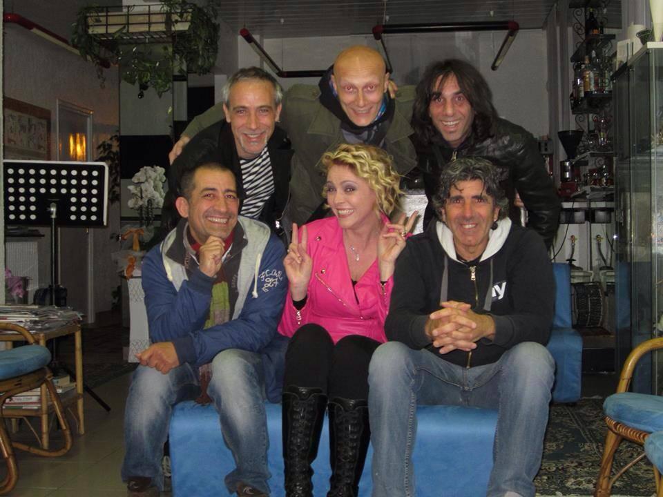 Riccardo Ciaramellari ed i Jalisse