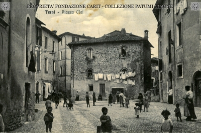 Terni - Collezione Simone Patumi di proprieta della Fondazione Carit
