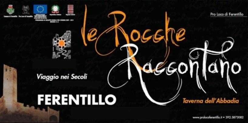 Le Rocche Raccontano (Foto dalla pagina FB de Le Rocche Raccontano)