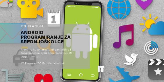 Android programiranje za srednjoškolce