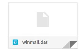 winmail.dat attachment