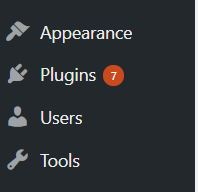 WordPress Plugin Updates