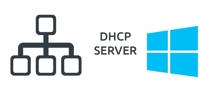 How to move DHCP Server