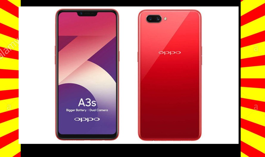 New Oppo A3s 3GB Price & Specifications
