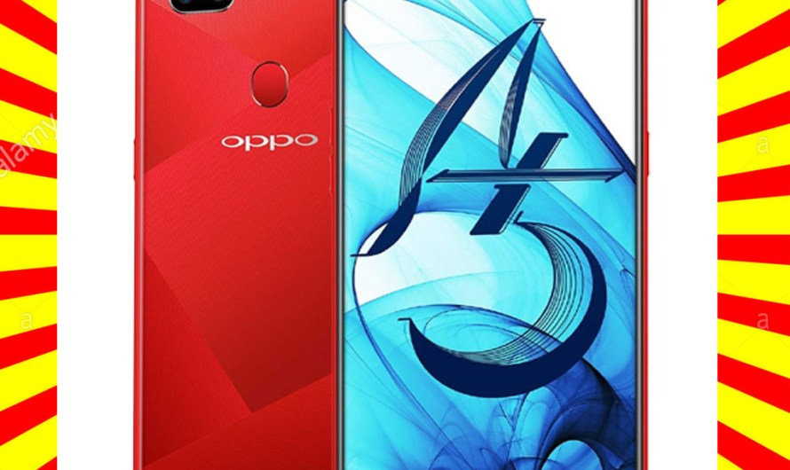 New Oppo A5 Price & Specifications