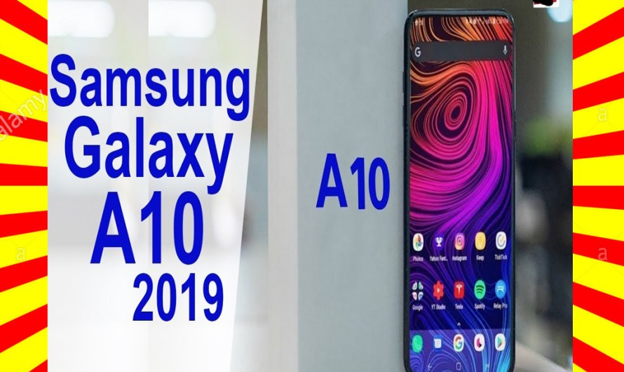 New Samsung Galaxy A10 Price & Specifications