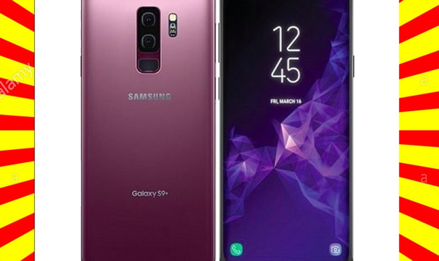 New Samsung Galaxy S9 Plus Price & Specifications