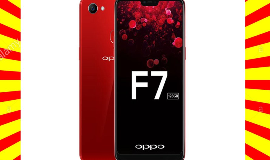 New Oppo F7 128GB Price & Specifications