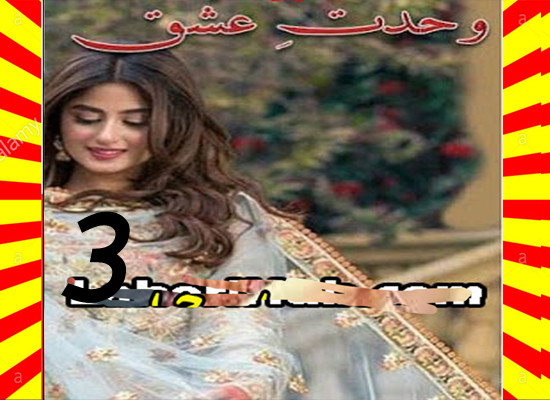 Wahdat E Ishq Urdu novel By Maryam Part 3