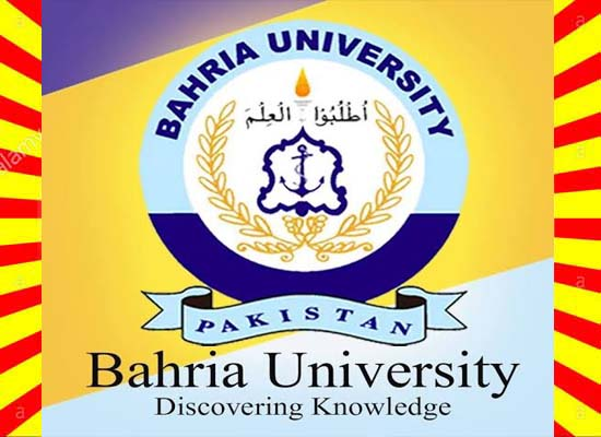 Bahria University Islamabad Admission 2020 Last Date To Apply