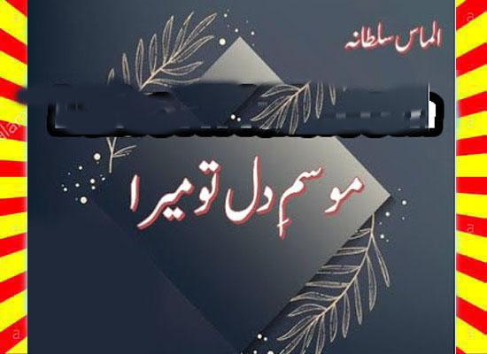 Mausam E Dil Tu Mera Urdu Novel By Almas Sultana Episode 12