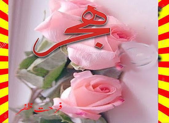 Hijar Afsana Urdu Novel By Farhat Zafar
