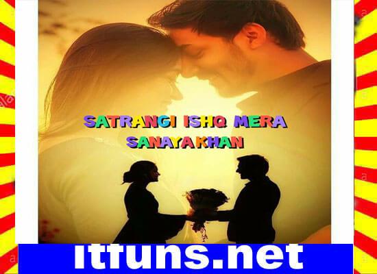 Satrangi Ishq Mera Urdu Novel By Sanaya Khan