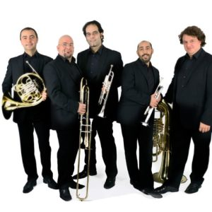 Concert: Spanish Brass @ Hyatt Regency - Regency Ballroom