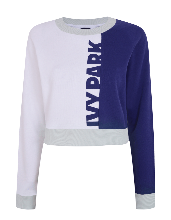 Ivy Park -Block logo sweat_£35
