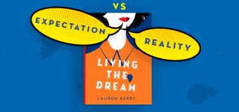 Living The Dream! by Lauren Berry out 6th July 2017