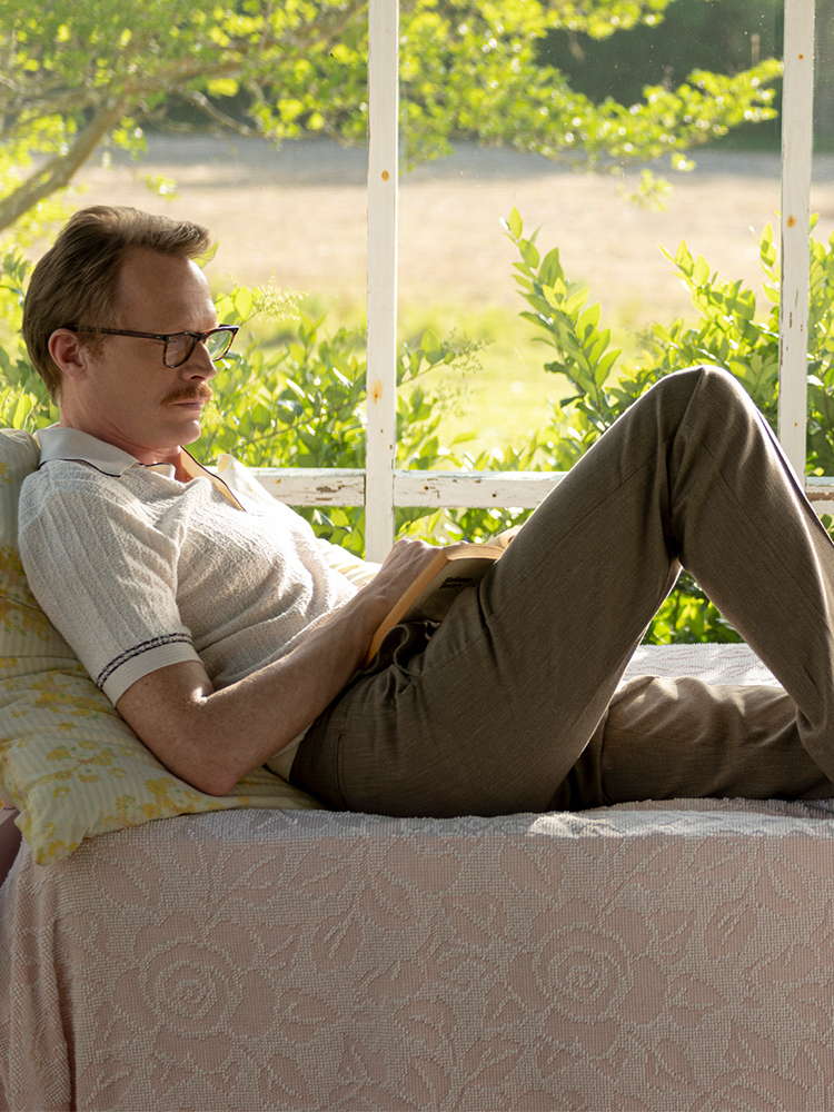 Paul Bettany as Frank in Uncle Frank Film