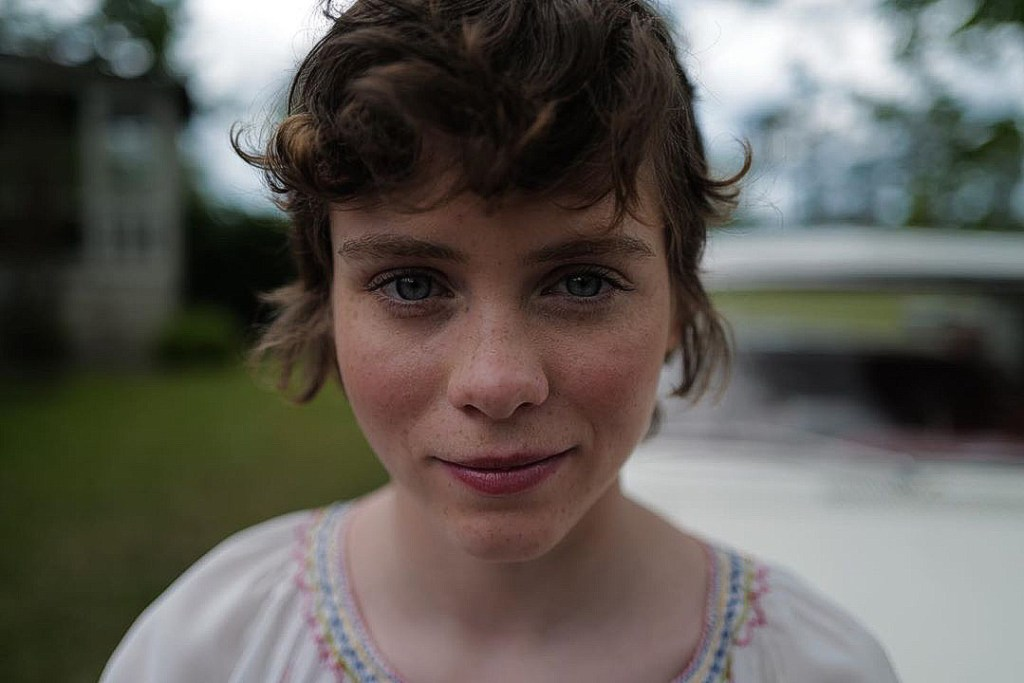 Sophia Lillis as Beth in Uncle Frank Film