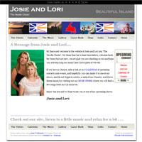 Josie and Lori (The Newfie Chicks)