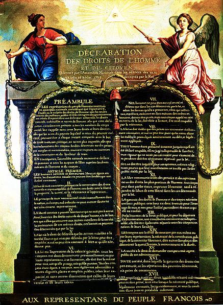 derechos humanos - declaración