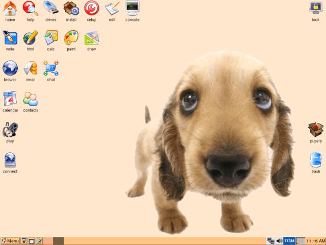 puppylinux portable