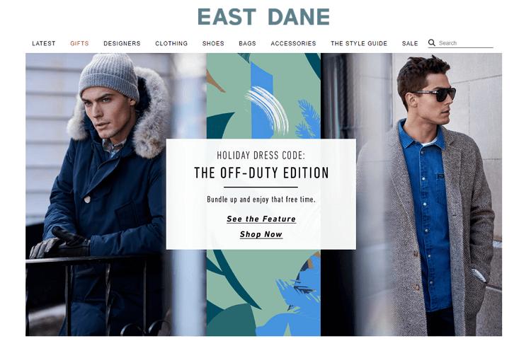 east dane laman web online shopping popular di malaysia