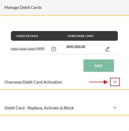 Cara Aktifkan Debit Kad Maybank Untuk Transaksi Online