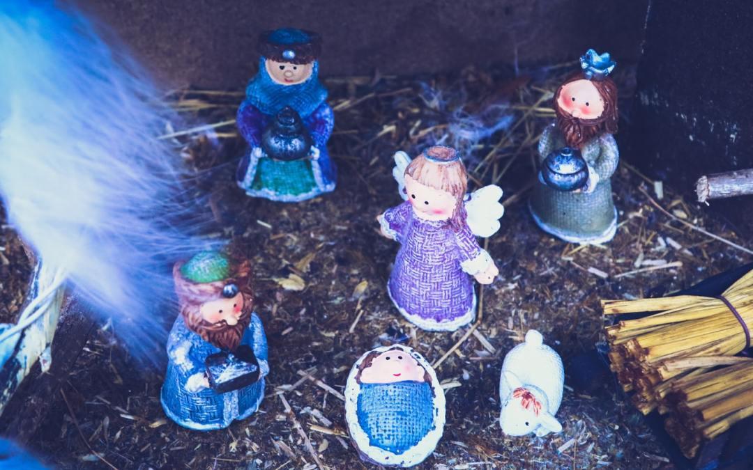 Crèches de Noël au siège de la Région : Démontrer le caractère culturel