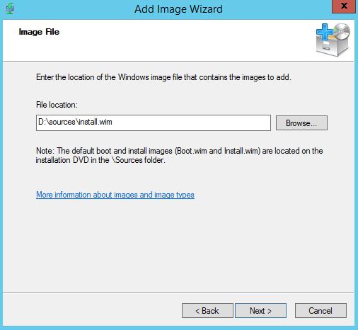 How to deploy OS through WDS (14)