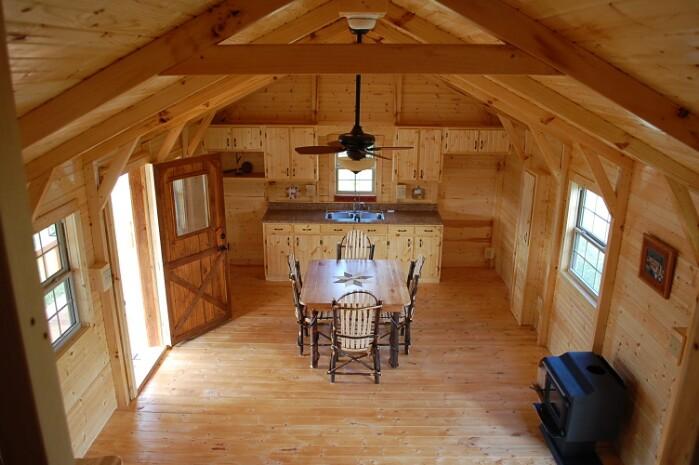 Log Cabin Kits Colorado