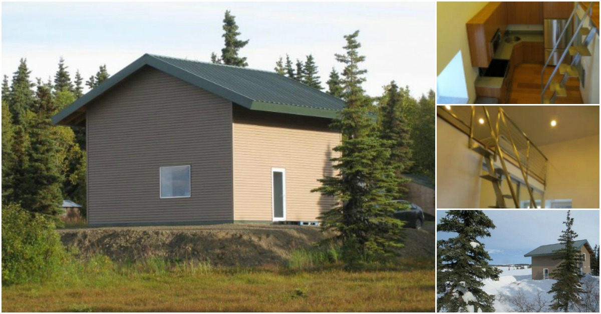 This Tiny House in Alaska Set a World Record