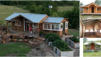 25 Plans to Build Your Own Fully Customized Tiny House on a Budget on house floor plans 12x24, house floor plans 16x16, house floor plans 30x50, house floor plans 16x30,