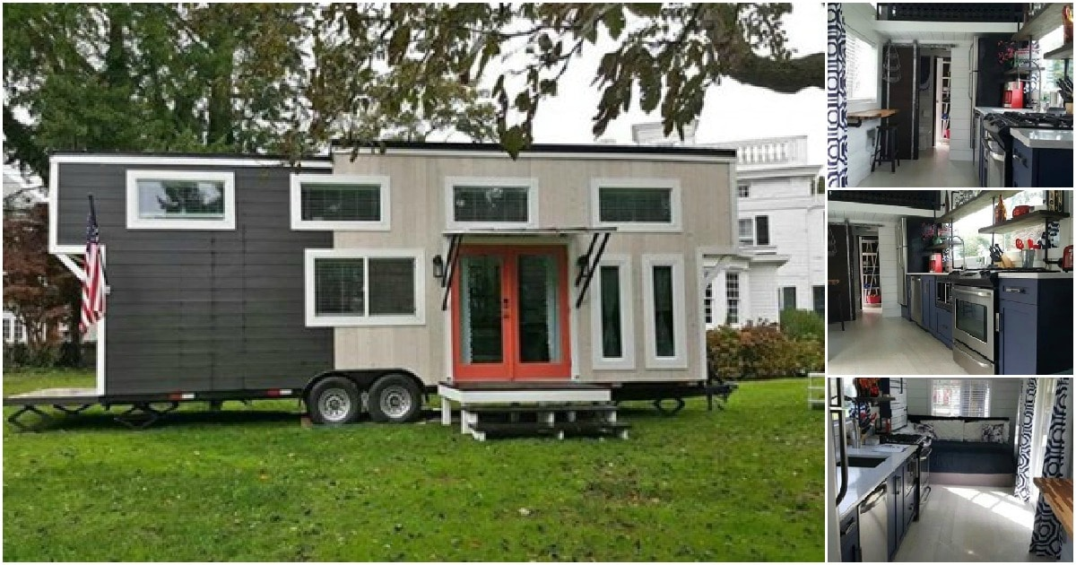 The Bridgehampton Luxury Tiny House Will Steal Your Breath Away