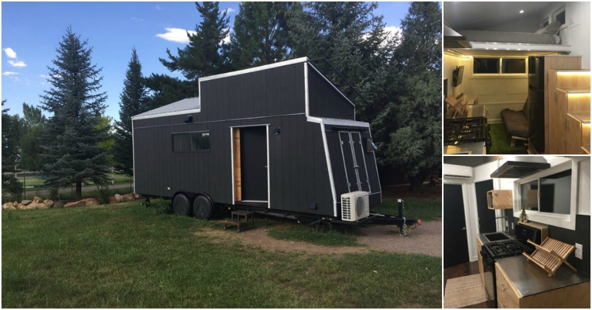 This 24' Move-In Ready Tiny House Is Waiting for Its Next Owner