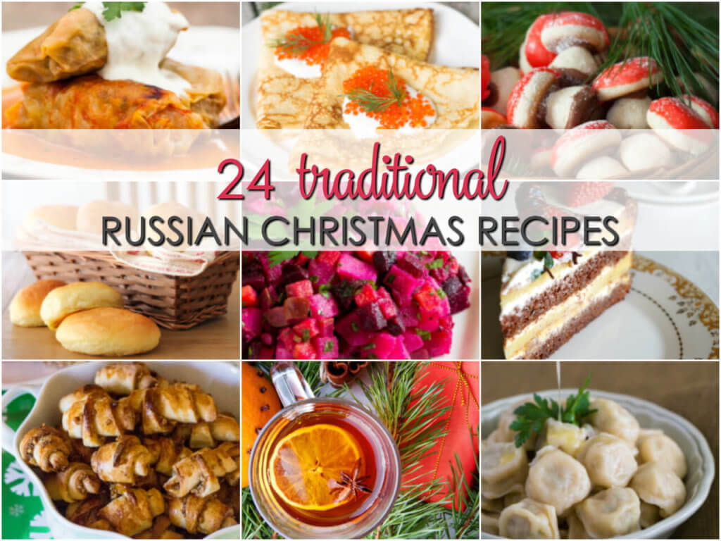 Russian Recipes For Christmas