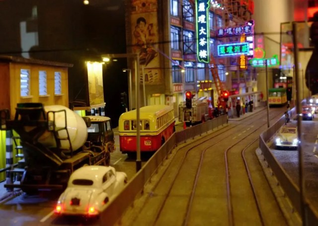 Dingding, Hong Kong Tramways, Double Decker | 香港丁丁電車